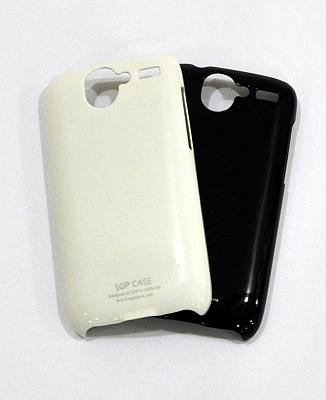 Ultraslim case for HTC desire white - ITMag