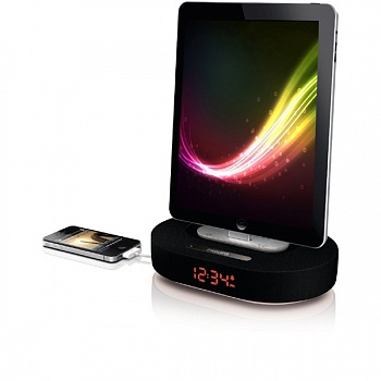 Philips Speaker Dock for iPod/iPhone/iPad (DS1210/37) - ITMag