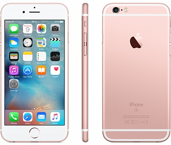 Apple iPhone 6S 128GB Rose Gold UA UCRF - ITMag
