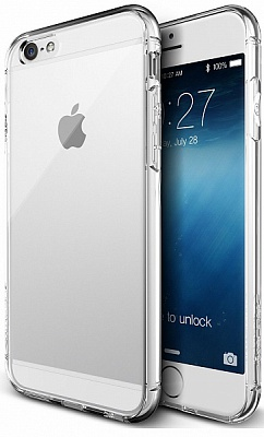 Verus Crystal Mixx Bumber case for iPhone 6 Plus/6S Plus (Clear) - ITMag
