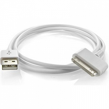 Apple USB 2.0 кабель Dock Connector 30-pin (MA591) - ITMag