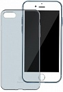 Чехол Baseus Simple Series Case (Clear) For iPhone7 Transparent Blue (ARAPIPH7-B03) - ITMag