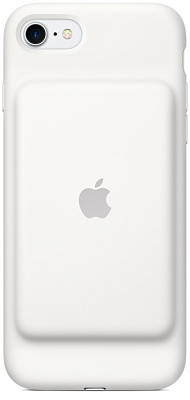 Apple iPhone 7 Smart Battery Case - White MN012 - ITMag