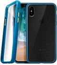 Чехол LAUT ACCENTS для iPhone X - Blue (LAUT_IP8_AC_BL) - ITMag