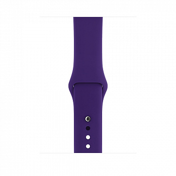 Apple Watch 42mm/44mm Ultra Violet Sport Band MQUN2 Copy - ITMag
