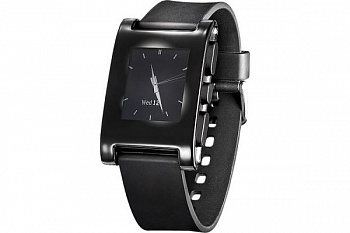 Pebble Watch Jet Black - ITMag