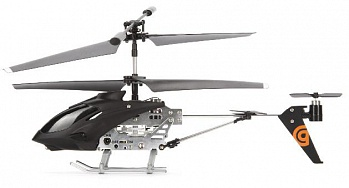 Вертолет Griffin Helo Tc Helicopter (Black) - ITMag