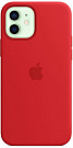 Apple iPhone 12/12 Pro Silicone Case with MagSafe - PRODUCT RED (MHL63) Copy - ITMag