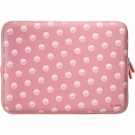 Папка LAUT Pop для MacBook 13 Polka Pink (LAUT_MB13_POP_PK) - ITMag