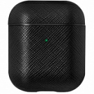 Чехол LAUT PRESTIGE for AirPods Black (L_AP_PRE_BK) - ITMag