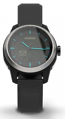 Умные часы COOKOO watch - Silver - ITMag