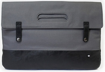 "PKG Primary Collection Grab Bag Sleeve Black/Grey for MacBook Air/Pro 13"" (PKG GB113-BLGRY) - ITMag"