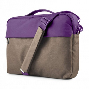 "Сумка Incase Campus Brief 13"" Purple/Warm Gray for Tablet/Laptop (CL60332) - ITMag"