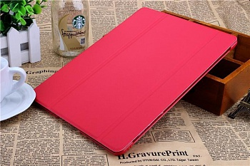 Чехол Samsung Ultra Slim Flip Book Cover Case для Galaxy Tab S 10.5 T800/T805 Pink - ITMag