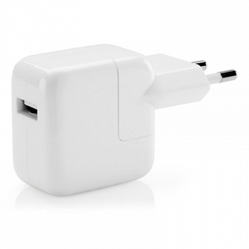 Apple 12W USB Power Adapter for iPad/iPhones/iPods MD836 - ITMag