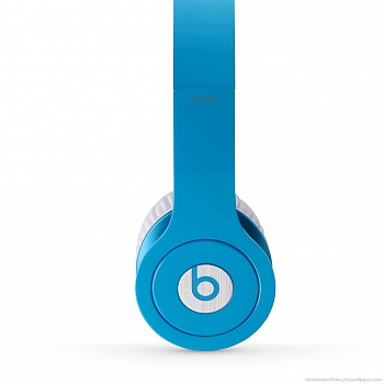 Monster Beats by Dr. Dre Solo HD Blue Original - ITMag