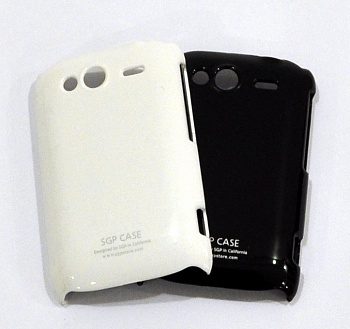 Ultraslim case for HTC wildfire s black - ITMag