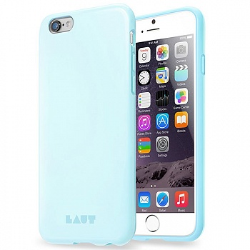 Чехол LAUT Pastels для iPhone 6/6S - Blue (LAUT_IP6_HXP_BL) - ITMag