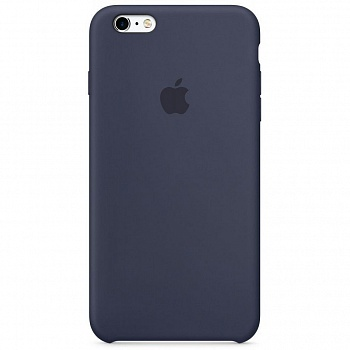 Apple iPhone 6s Silicone Case - Midnight Blue MKY22 - ITMag