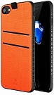 Чехол Baseus Lang Case For iPhone 7 Orange (WIAPIPH7-LR07) - ITMag