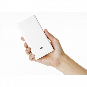 Xiaomi Mi power bank 20000mAh White (1154400042) - ITMag