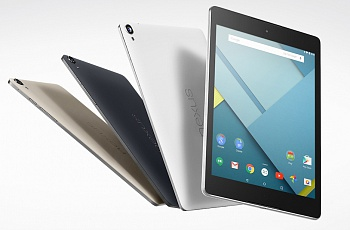 HTC Google Nexus 9 16GB Indigo Black - ITMag