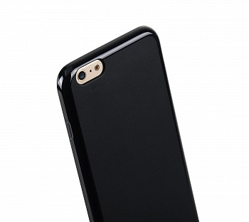 "TPU чехол Melkco Poly Jacket для Apple iPhone 6 Plus/6S Plus (5.5"") ver. 3 (+ мат.пленка) (Черный) - ITMag"