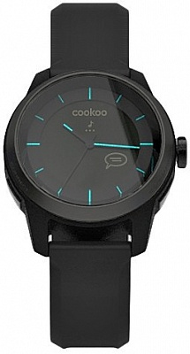 Умные часы COOKOO watch - Black - ITMag