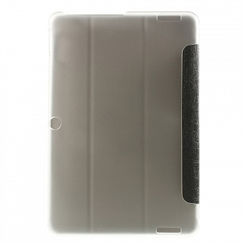 Чехол EGGO Lines Texture Leather Flip Case Stand для Acer Iconia Tab 10 A3-A20 (Черный / Black) - ITMag