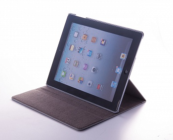 Чехол EGGO Smart Folio Series для iPad3/iPad2 (grey) - ITMag