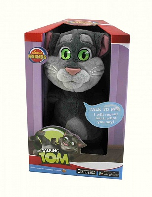 Игрушка Talking Tom - ITMag