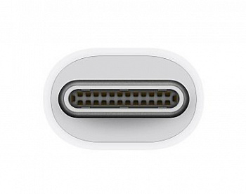Apple Apple Thunderbolt 3 (USB-C) to Thunderbolt 2 Adapter (MMEL2) - ITMag