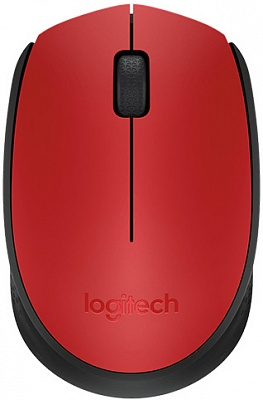 Logitech M171 Red (910-004641) - ITMag