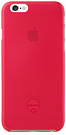Ozaki O!coat 0.3 Jelly Red for iPhone 6/6S (OC555RD) - ITMag