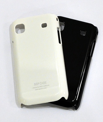SGP ultraslim case for Samsung i9000 white - ITMag