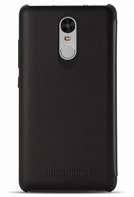 Xiaomi Case for Redmi Note 3 Black 1154800016 - ITMag
