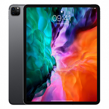 Apple iPad Pro 12.9 2020 Wi-Fi 256GB Space Gray (MXAT2) - ITMag