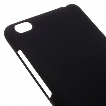 Чехол EGGO Rubberized Plastic для Xiaomi Redmi 3 (Черный/Black) - ITMag