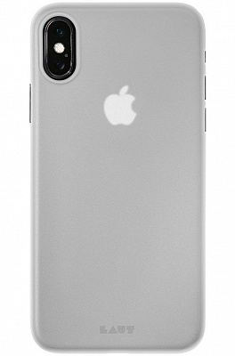 Чехол LAUT SLIMSKIN для iPhone XS - Clear (LAUT_IP18-S_SS_C) - ITMag