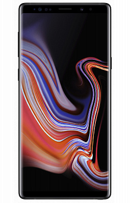 Samsung Galaxy Note 9 6/128GB Black (SM-N960FZKDSEK) UA - ITMag