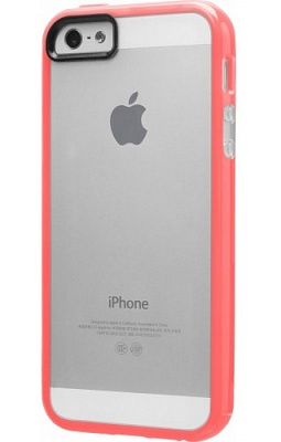 Чехол Laut iPhone 5/5S/5SE RE-COVER Pink (LAUT_IP5SE_RC_P) - ITMag