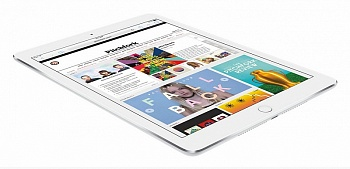 Apple iPad Air 2 Wi-Fi 16GB Silver (MGLW2) UA UCRF - ITMag