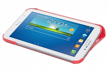 Чехол Samsung Book Cover для Galaxy Tab 3 8.0 T3100/T3110 Pink - ITMag