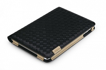 Чехол (книжка) Rock Weaver Series для Apple IPAD mini (Черный / Black) - ITMag