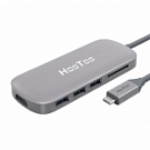 USB Hub HooToo Shuttle Space Gray (HT-UC001-SG) - ITMag