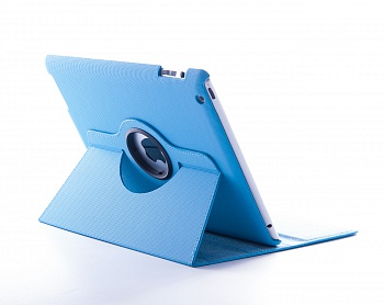 Чехол EGGO Smart Folio Series для iPad3/iPad2 (blue) - ITMag