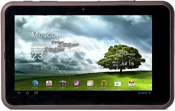 Планшет ANOD A705 Wi-Fi + 3G 8Gb Brown - ITMag