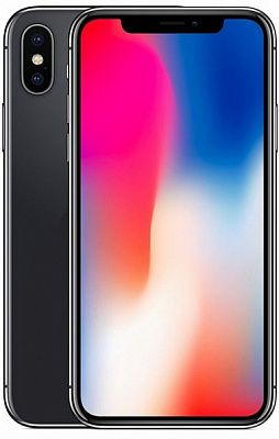 Apple iPhone X 256GB Space Gray (MQAF2) Б/У (Grade A) - ITMag