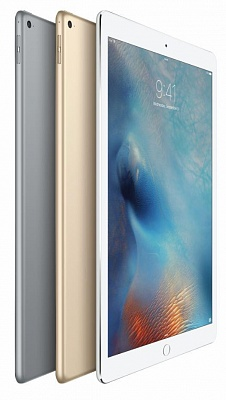 Apple iPad Pro 12.9 Wi-Fi + Cellular 128GB Gold (ML3Q2, ML2K2) - ITMag