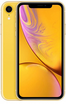 Apple iPhone XR Dual Sim 256GB Yellow (MT1M2) - ITMag